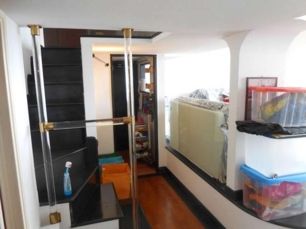 Appartamento in vendita a Genova, Capolungo, Arredato, con giardino, 59 mq - Foto 52