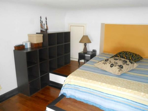 Appartamento in vendita a Genova, Capolungo, Arredato, con giardino, 59 mq - Foto 81