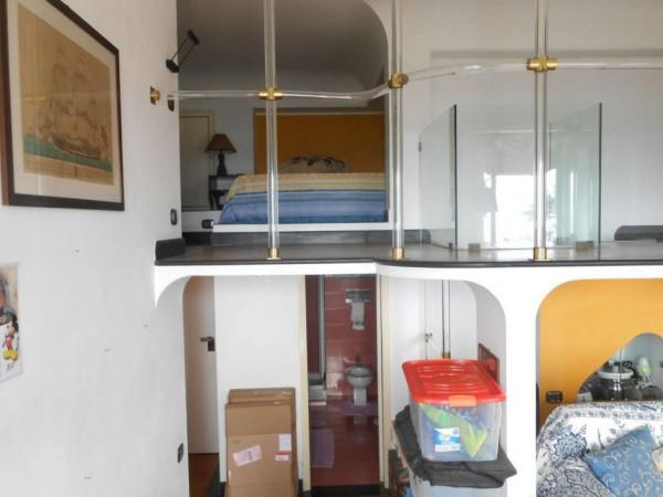 Appartamento in vendita a Genova, Capolungo, Arredato, con giardino, 59 mq - Foto 84