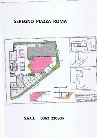 Negozio in vendita a Seregno, Centro, 1200 mq - Foto 2