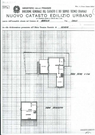 Appartamento in vendita a Moneglia, Casale, Con giardino, 100 mq - Foto 2