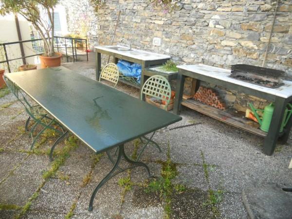Appartamento in vendita a Zoagli, Zoagli, Con giardino, 120 mq - Foto 20
