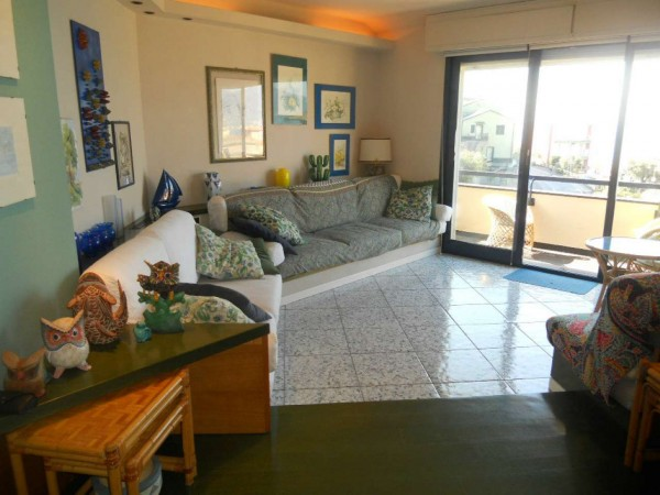 Appartamento in vendita a Zoagli, Zoagli, Con giardino, 120 mq - Foto 10