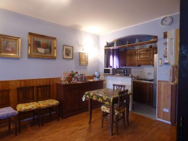 Appartamento in vendita a Collegno, Con giardino, 65 mq
