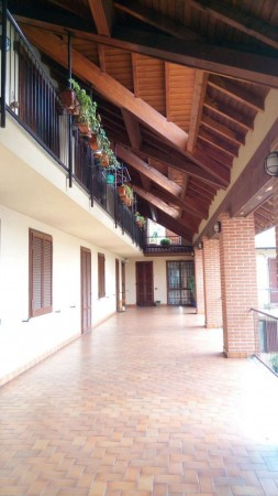 Appartamento in affitto a Biassono, Arredato, con giardino, 80 mq - Foto 13