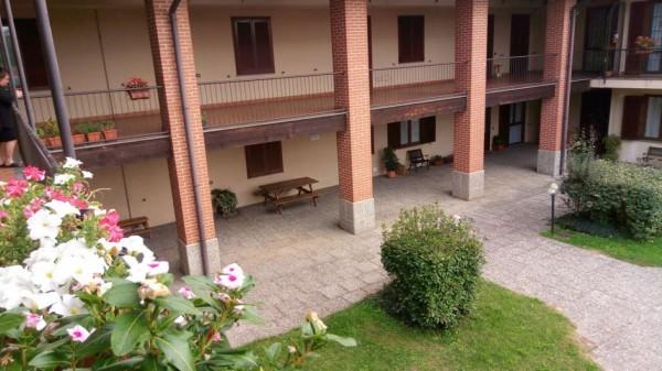 Appartamento in affitto a Biassono, Arredato, con giardino, 80 mq - Foto 15