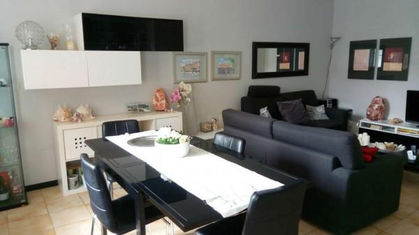 Appartamento in affitto a Biassono, Arredato, con giardino, 80 mq