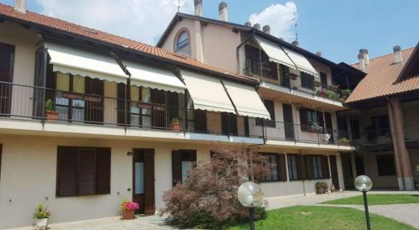 Appartamento in affitto a Biassono, Arredato, con giardino, 80 mq - Foto 12