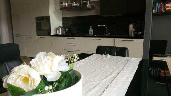 Appartamento in affitto a Biassono, Arredato, con giardino, 80 mq - Foto 5