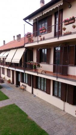Appartamento in affitto a Biassono, Arredato, con giardino, 80 mq - Foto 1