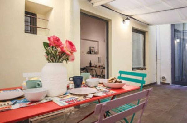 Appartamento in vendita a Firenze, Santa Croce, Arredato, con giardino, 65 mq