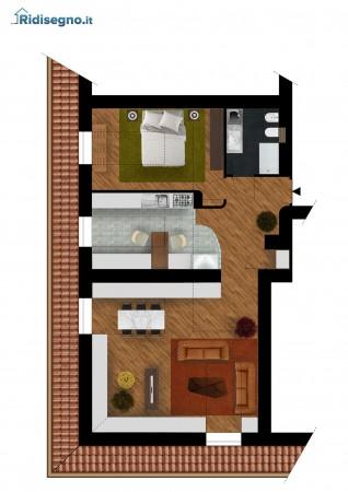 Appartamento in vendita a Torino, Centro, 100 mq - Foto 9