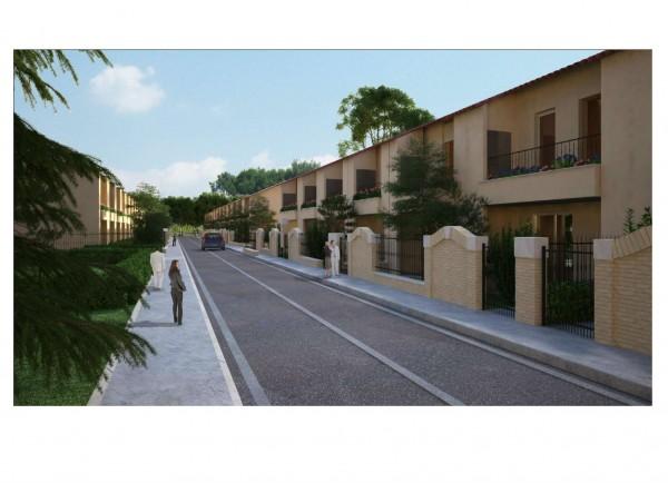 Appartamento in vendita a Roma, Capanelle, Con giardino, 45 mq - Foto 3