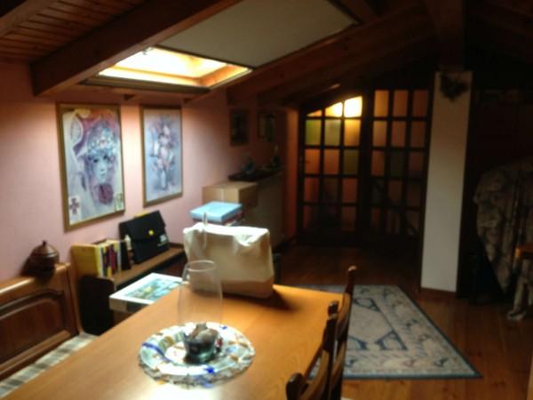 Appartamento in vendita a Gallarate, Viale Dei Tigli, 130 mq - Foto 6