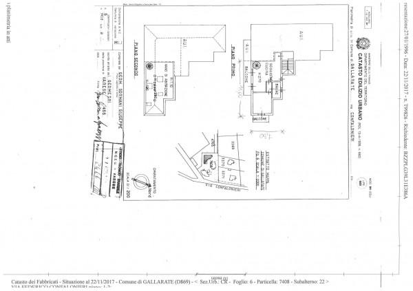 Appartamento in vendita a Gallarate, Viale Dei Tigli, 130 mq - Foto 3