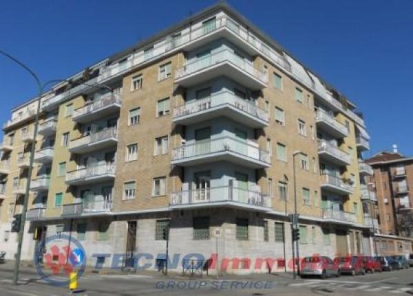 Appartamento in vendita a Torino, Mirafiori Sud, 75 mq