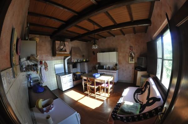 Locale Commerciale  in vendita a Chitignano, Campagna, Con giardino, 600 mq - Foto 9