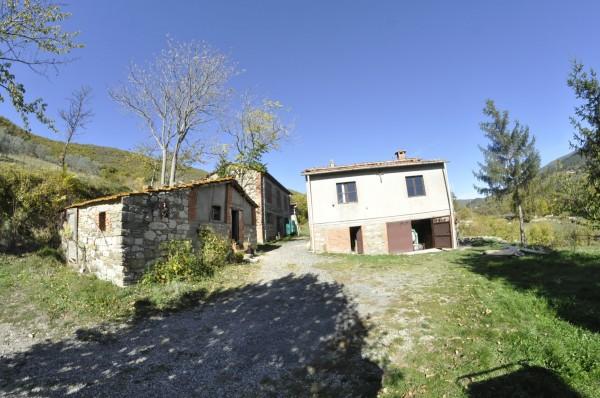 Locale Commerciale  in vendita a Chitignano, Campagna, Con giardino, 600 mq - Foto 2