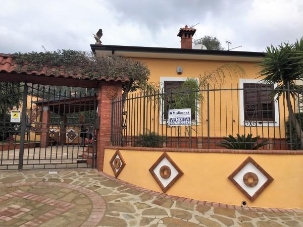 Villa in vendita a Castellabate, Alano, Con giardino, 100 mq