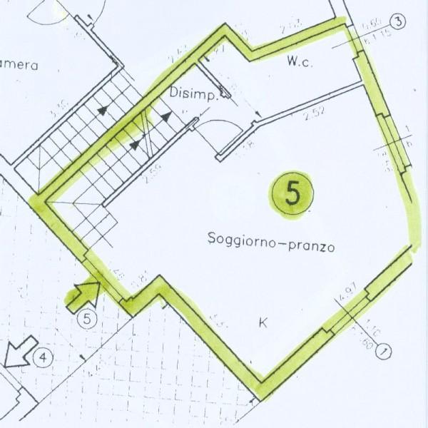 Appartamento in vendita a Poppi, Residenziale, Con giardino, 80 mq - Foto 19