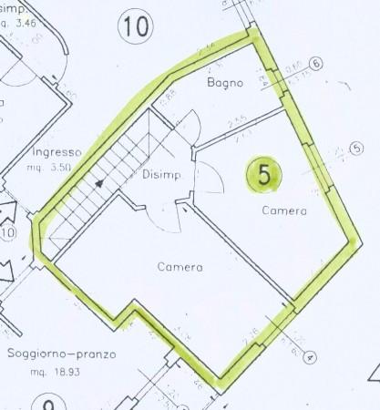 Appartamento in vendita a Poppi, Residenziale, Con giardino, 80 mq - Foto 18