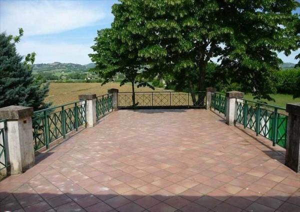 Villa in vendita a Perugia, Parlesca, Con giardino, 2500 mq - Foto 1