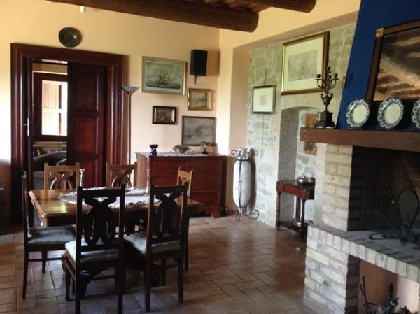 Rustico/Casale in vendita a Perugia, Perugia, Con giardino, 400 mq - Foto 5