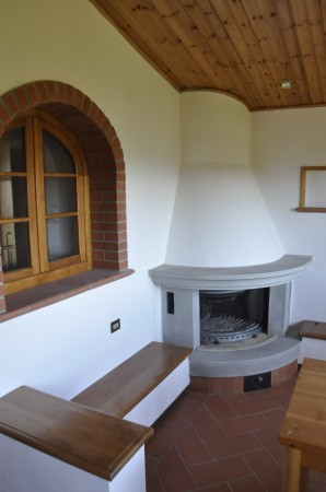 Villa in vendita a Bibbiena, Campagna, Con giardino, 200 mq - Foto 19