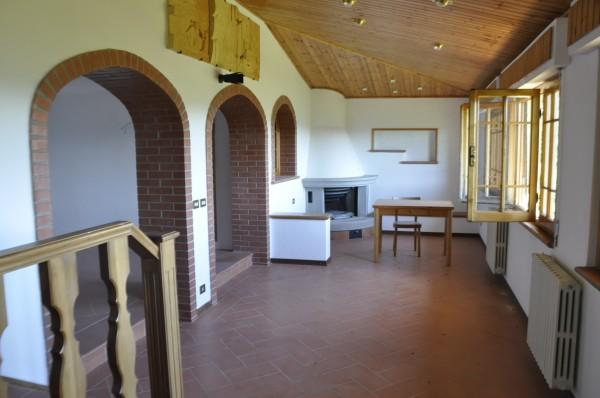 Villa in vendita a Bibbiena, Campagna, Con giardino, 200 mq - Foto 13