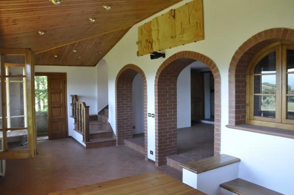 Villa in vendita a Bibbiena, Campagna, Con giardino, 200 mq - Foto 21