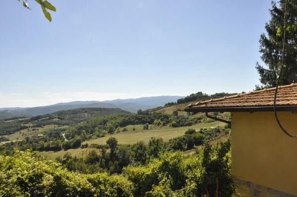 Villa in vendita a Bibbiena, Campagna, Con giardino, 200 mq