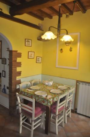 Villetta a schiera in vendita a Bibbiena, Residenziale Dil Usso, Con giardino, 130 mq - Foto 15