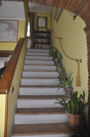 Villetta a schiera in vendita a Bibbiena, Residenziale Dil Usso, Con giardino, 130 mq