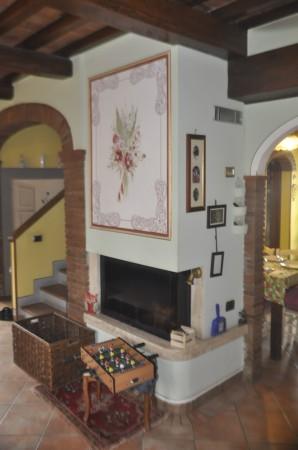 Villetta a schiera in vendita a Bibbiena, Residenziale Dil Usso, Con giardino, 130 mq - Foto 9