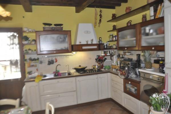 Villetta a schiera in vendita a Bibbiena, Residenziale Dil Usso, Con giardino, 130 mq - Foto 16