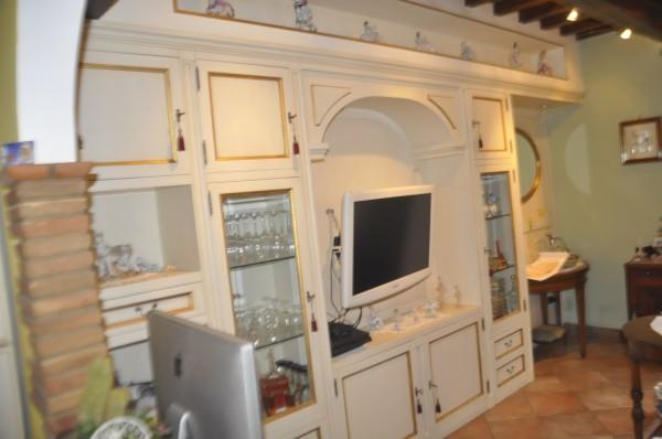 Villetta a schiera in vendita a Bibbiena, Residenziale Dil Usso, Con giardino, 130 mq - Foto 13