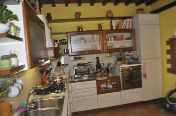 Villetta a schiera in vendita a Bibbiena, Residenziale Dil Usso, Con giardino, 130 mq - Foto 14