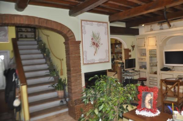 Villetta a schiera in vendita a Bibbiena, Residenziale Dil Usso, Con giardino, 130 mq - Foto 3
