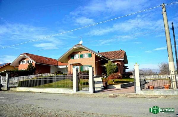 Villa in vendita a Leinì, Pratonuovo, Con giardino, 450 mq - Foto 19