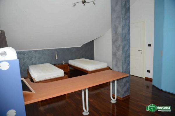 Villa in vendita a Leinì, Pratonuovo, Con giardino, 450 mq - Foto 7