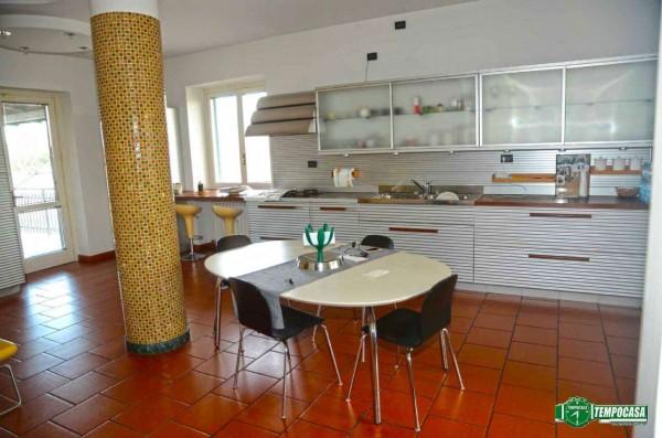 Villa in vendita a Leinì, Pratonuovo, Con giardino, 450 mq - Foto 13