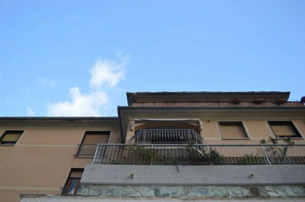 Appartamento in vendita a Recco, San Rocco, Con giardino, 130 mq - Foto 3