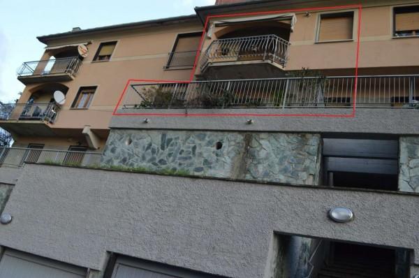 Appartamento in vendita a Recco, San Rocco, Con giardino, 130 mq - Foto 4