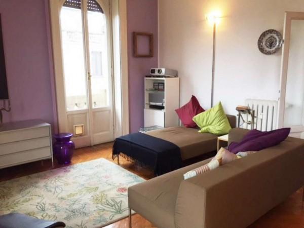 Appartamento in affitto a Milano, Viale Romagna, Con giardino, 165 mq