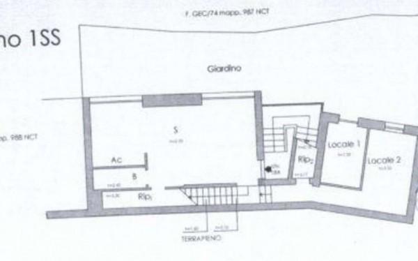 Villa in vendita a Genova, Cornigliano Alta, Con giardino, 135 mq - Foto 3