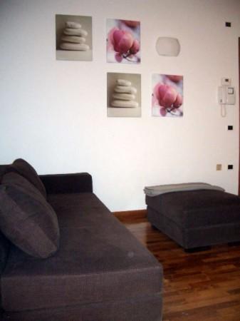 Appartamento in affitto a Forlì, Parco Buscherini, Arredato, con giardino, 54 mq