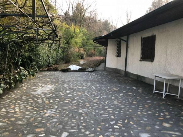 Villa in vendita a Torino, Collina, Con giardino, 400 mq