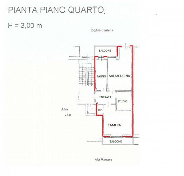Appartamento in vendita a Pianezza, Irm, 65 mq - Foto 3