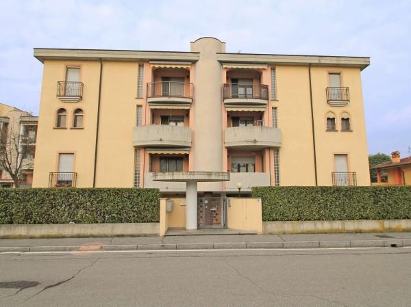 Appartamento in vendita a Pozzuolo Martesana, Campo Sportivo, Con giardino, 60 mq - Foto 5