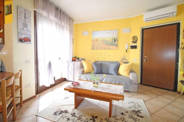 Appartamento in vendita a Pozzuolo Martesana, Campo Sportivo, Con giardino, 60 mq - Foto 13